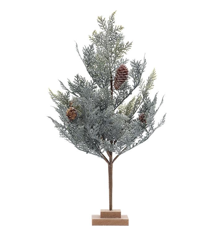 Shimmer Cedar Tree