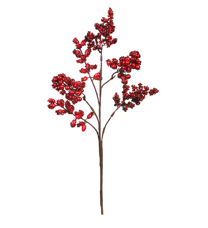 Red/Burgundy Mix Berry Pick