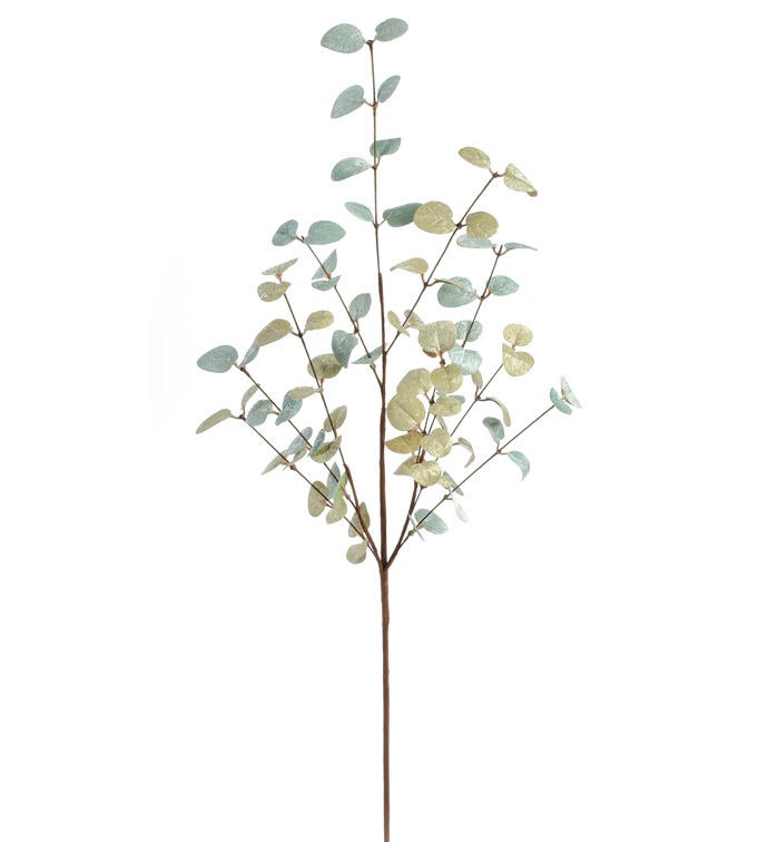 Sage/Gold Eucalyptus Spray