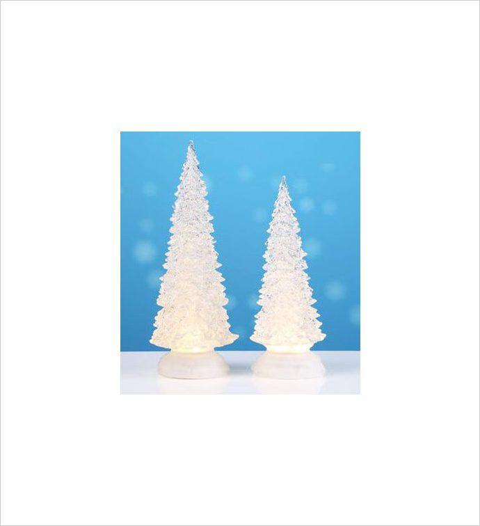 LED Christmas Tree, Set of 2