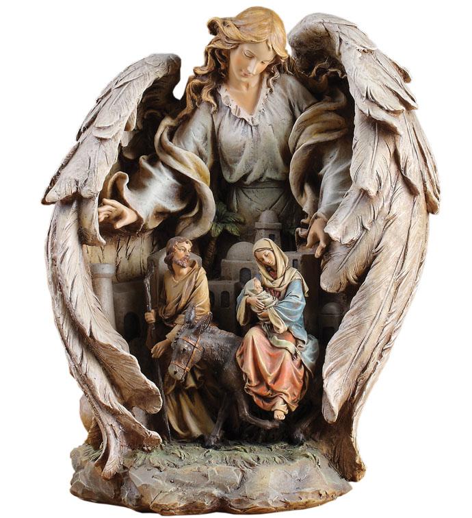 Guardian Angel Scene