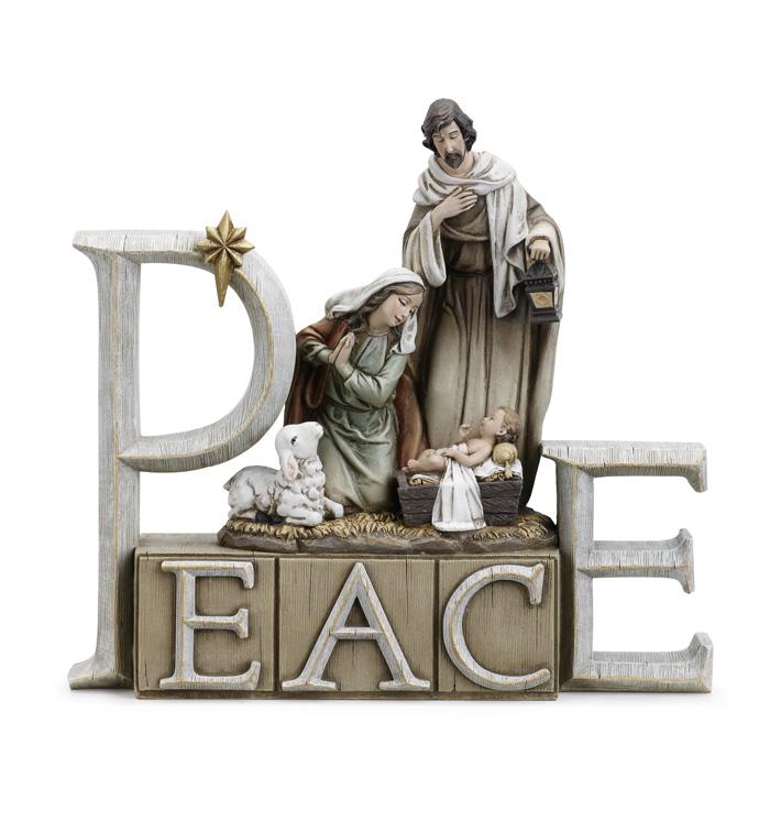 Peace Holy Family