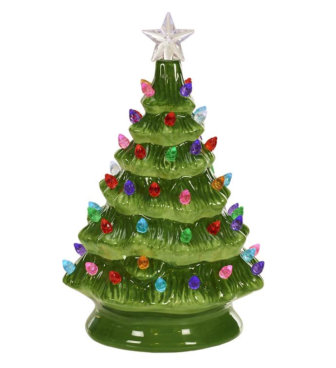 Large LED Christmas Tree
