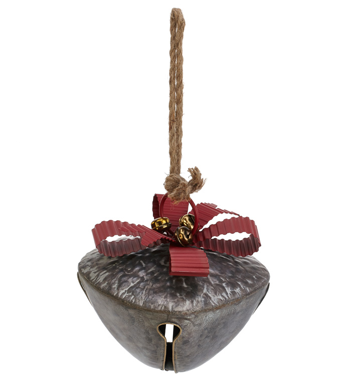 Extra Large Bell/Bow Ornament