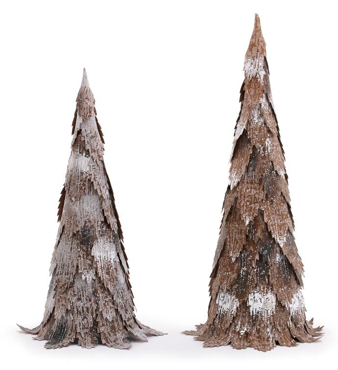 Set of 2 Birch Trees