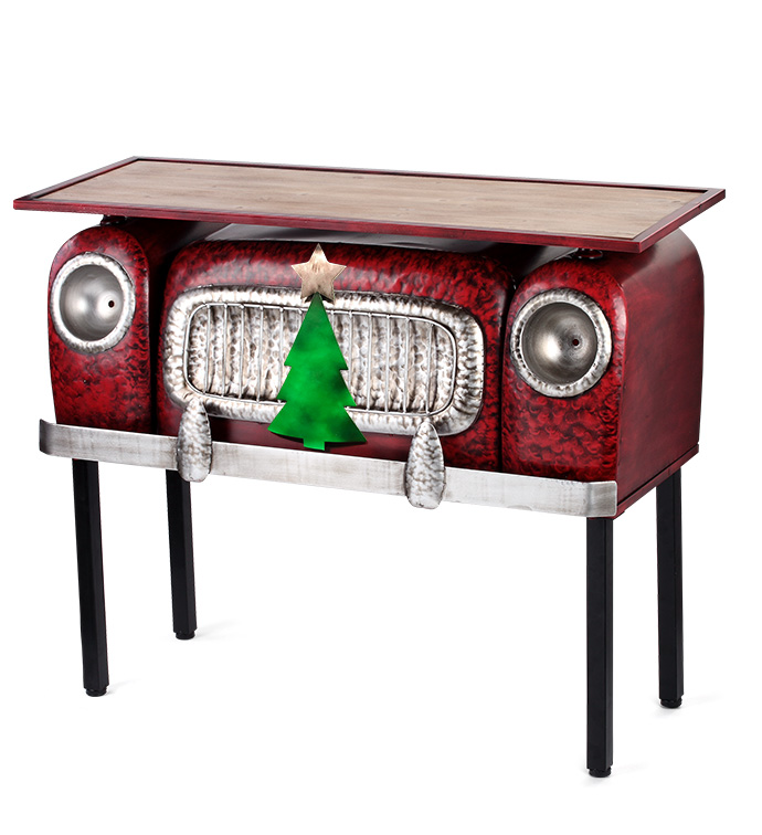Old Time Truck Table