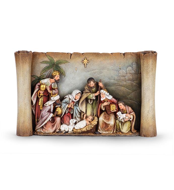 Nativity Scroll
