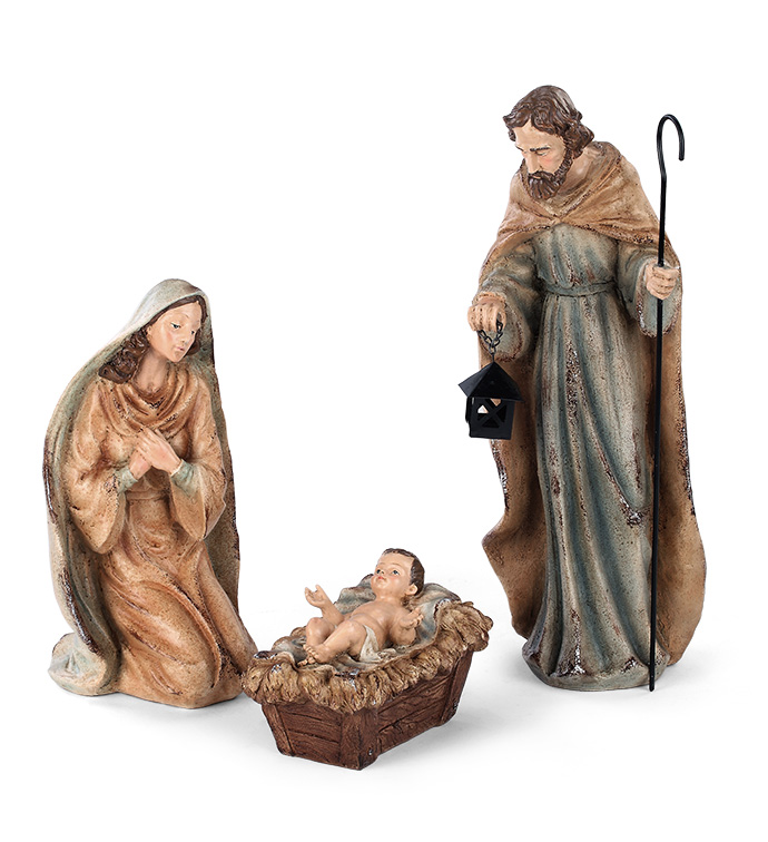 Holy Family, Set of 3