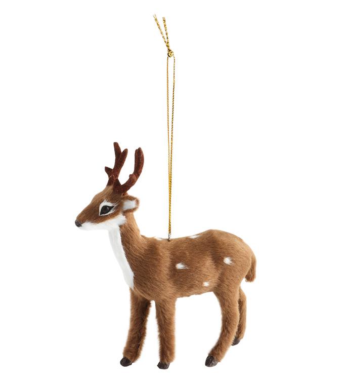 Standing Deer Ornament