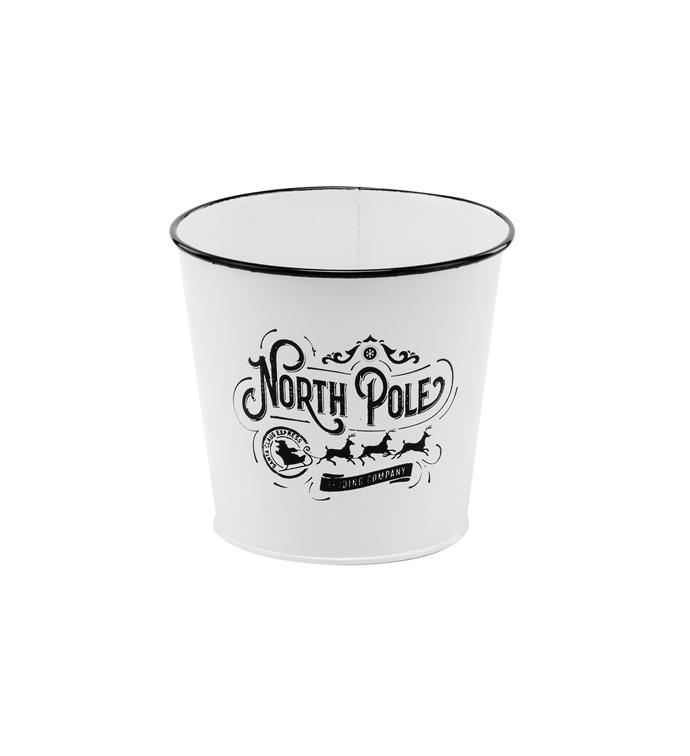 """5"""" North Pole Pot Cover"""