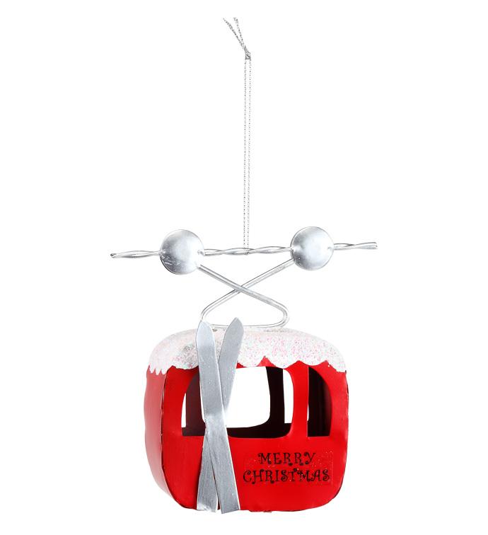 Gondola Lift Ornament