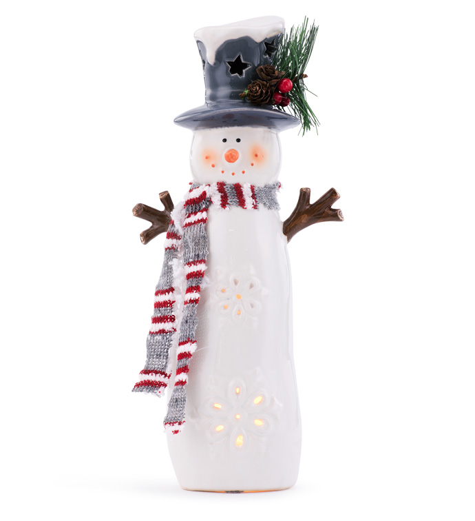 Large Light Up Snowman
