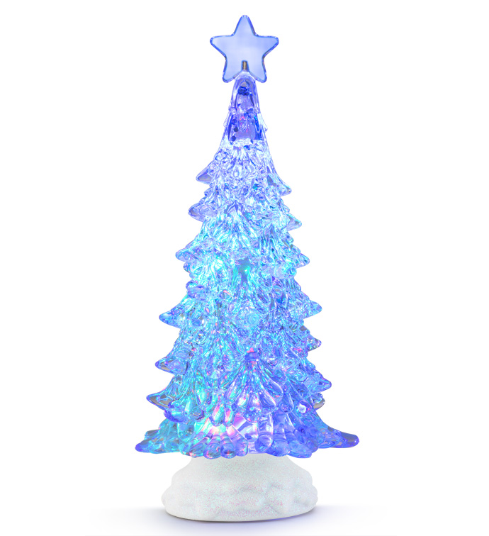 LED Star Christmas Tree