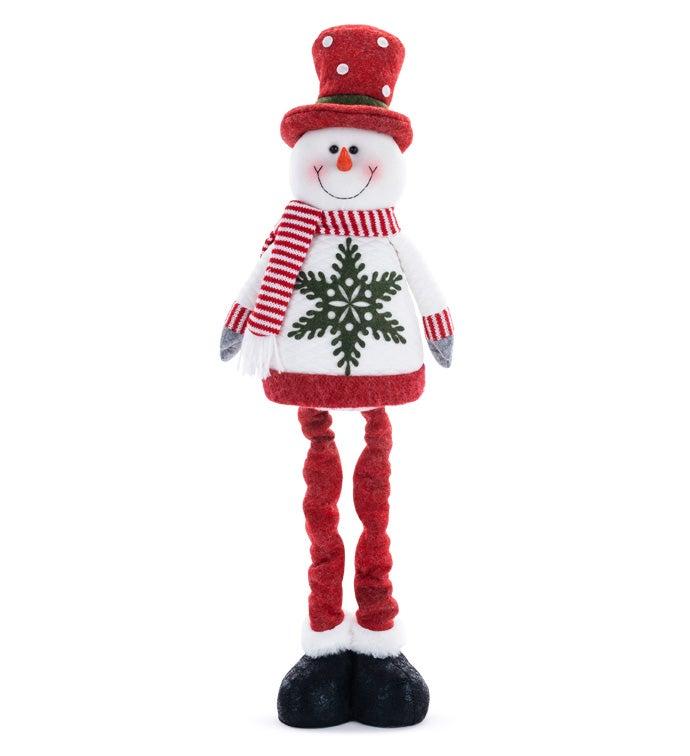 Adjustable Snowman