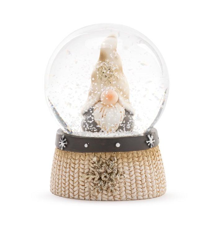 Gnome Mini Water Globe