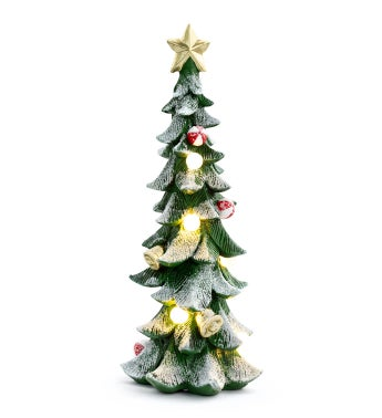 LED Christmas Tree with Gifts