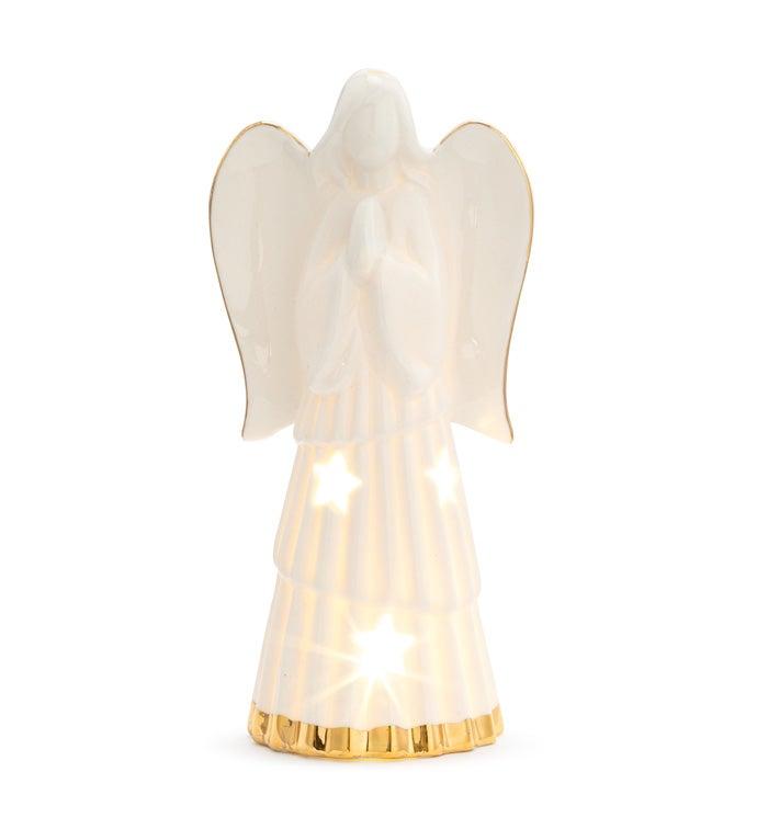 LED Praying Angel