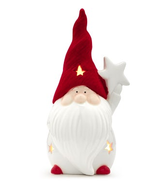 LED Gnome with Star