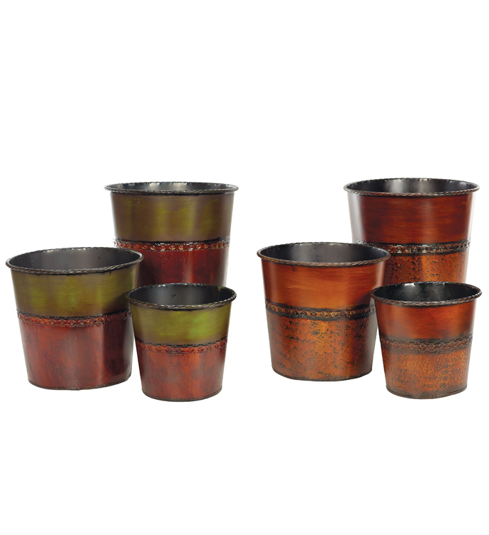 Drip Pot Cover Set of 3, 2 Assorted