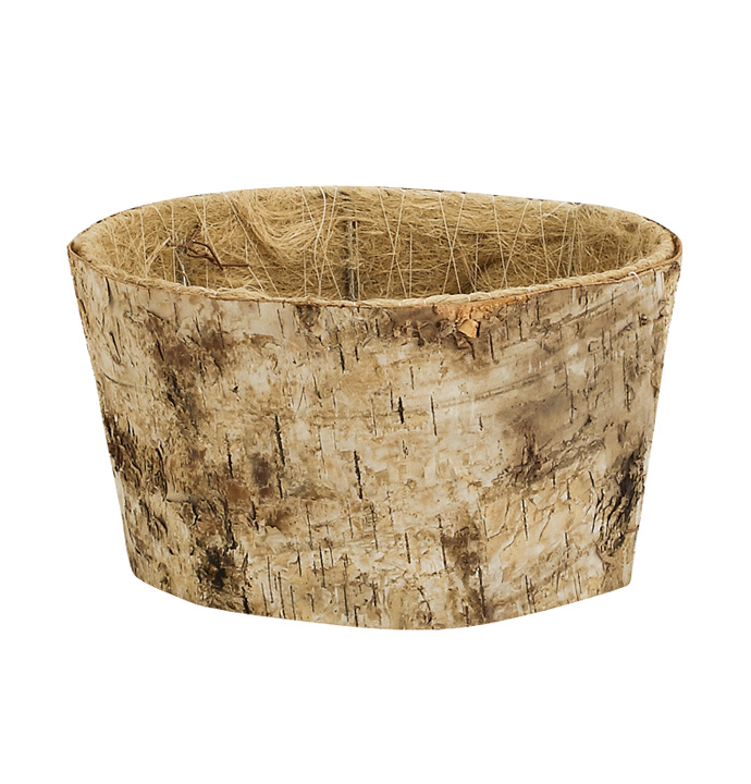 "6"" Birch Low Bowl"