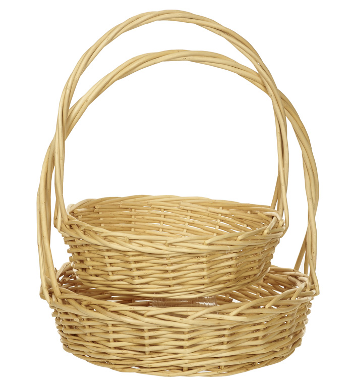 Set of 2 Packing Basket