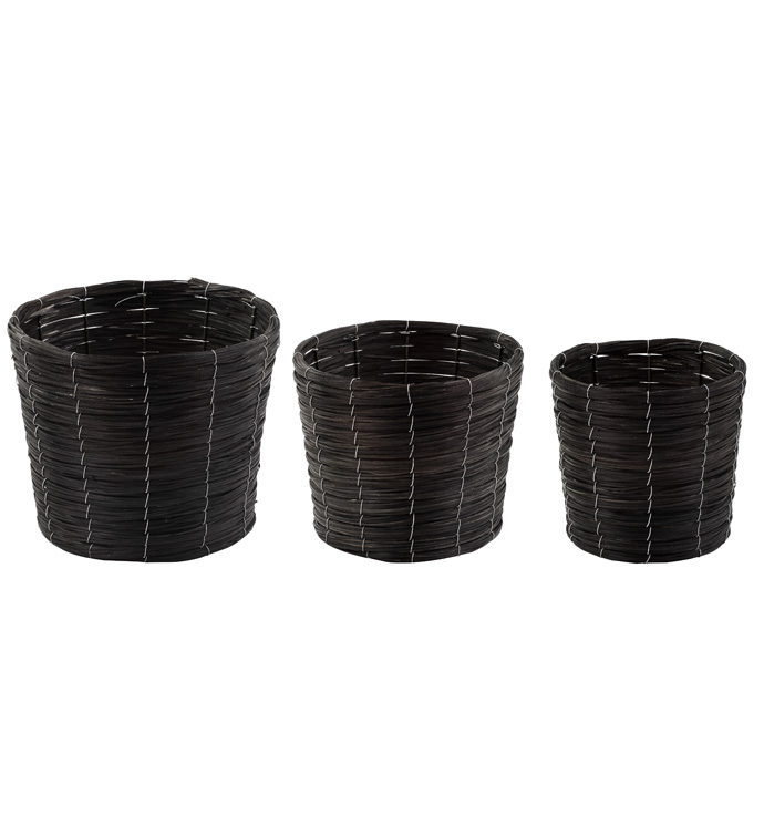 Woven Tree Cover, Set of 3