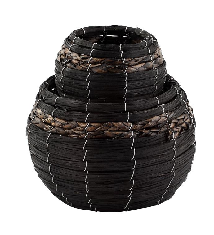 Round Basket, Set of 2