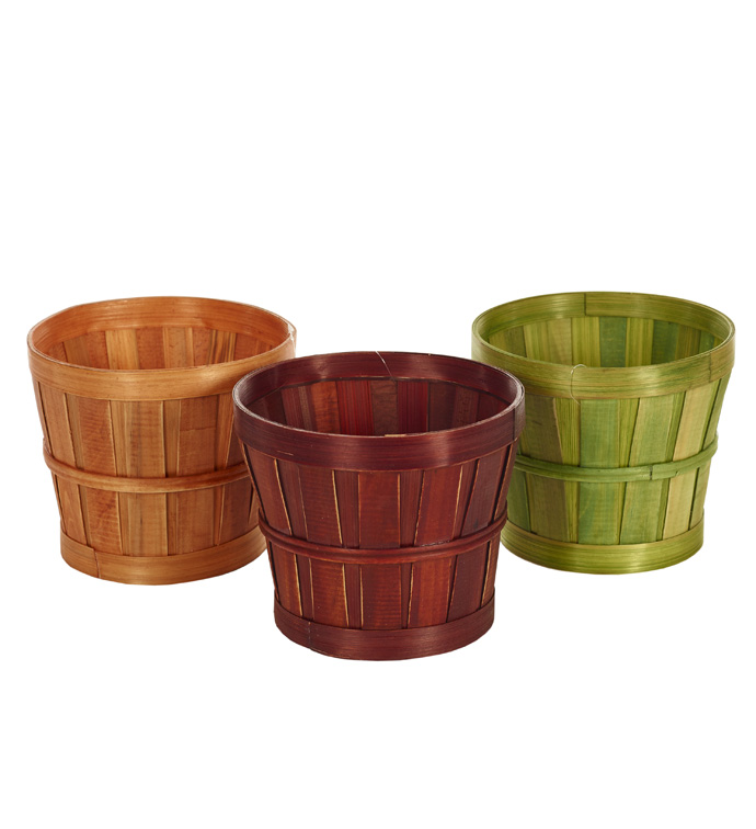 """6.5"""" Fall Pot Cover, 3 Assorted"""