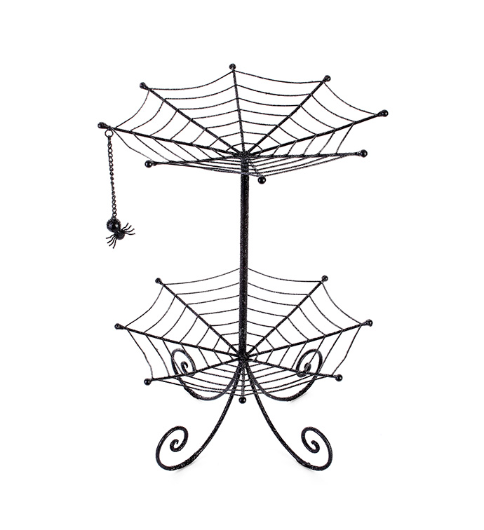 Spider Web Plant Stand
