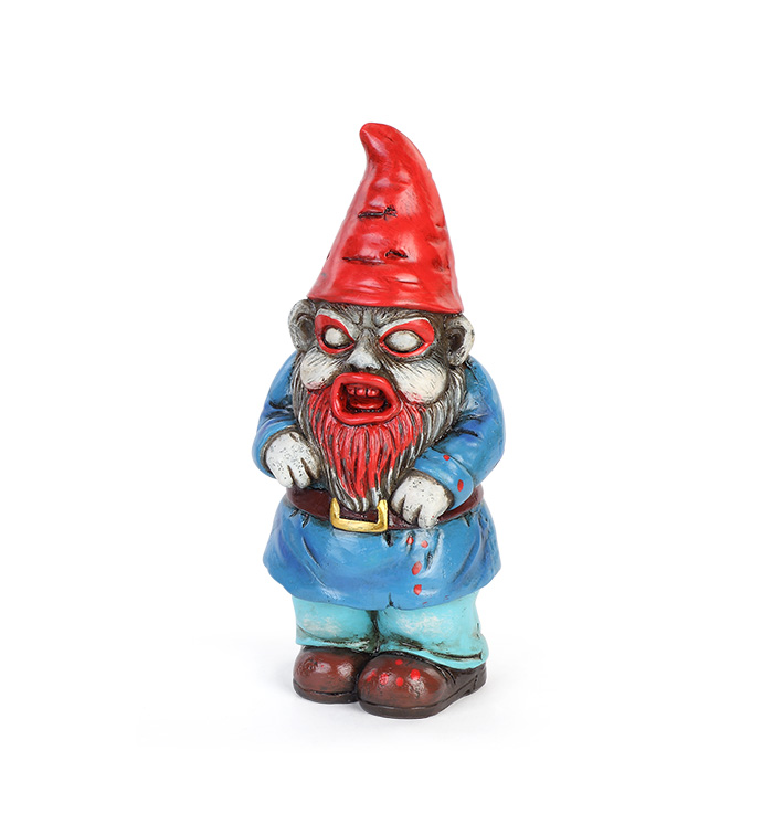 Large Zombie Gnome