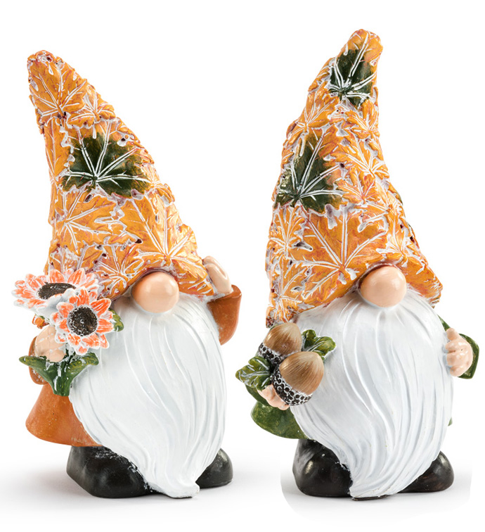 Harvest Gnome, 2 Assorted