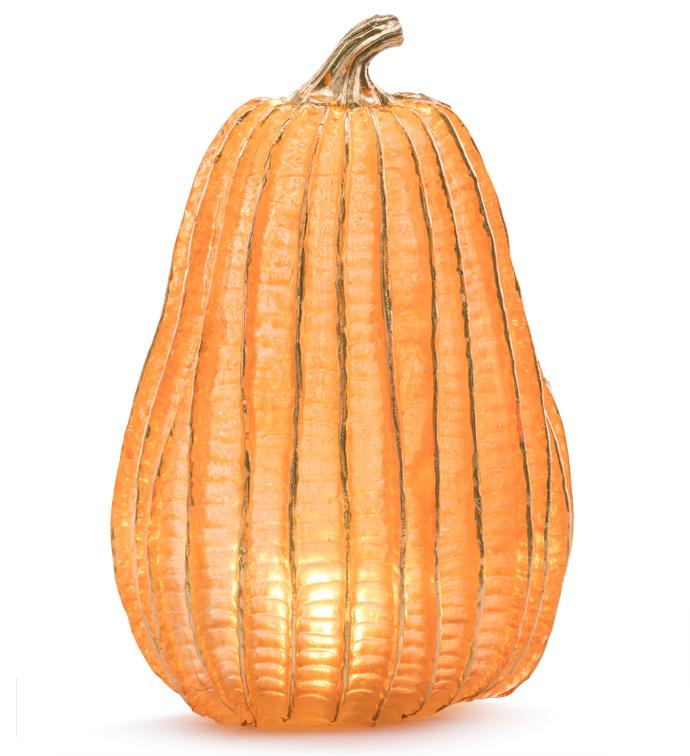 LED Clear Pumpkin