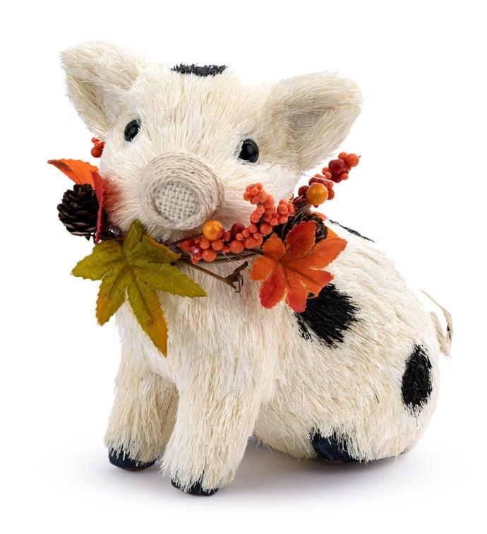 Autumn Piglet