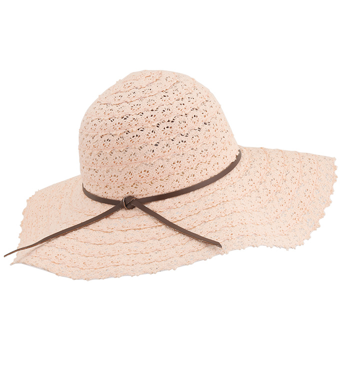 Rose Lacey Hat