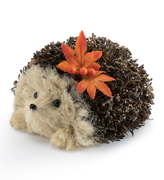 Pumpkin Spice Hedgehog