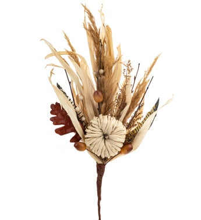 Dried Autumn Pick