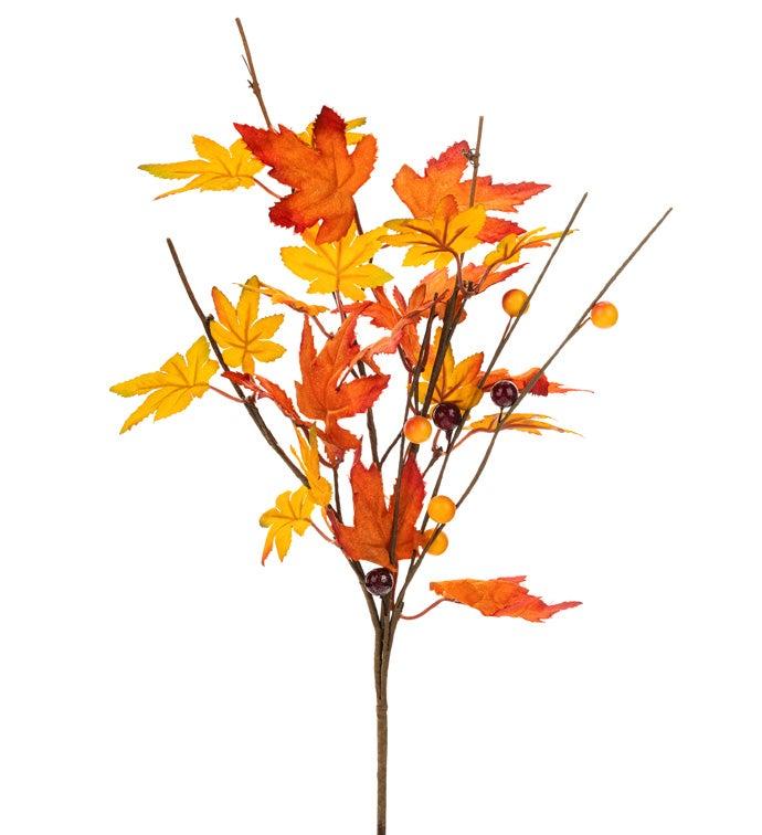 Maple Leaf/Berry Pick